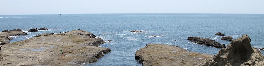 江ノ島稚児ヶ淵