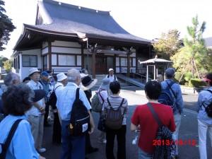 乗福寺参拝